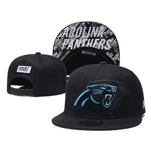 Carolina Panthers Snapback Hat Baseball Cap